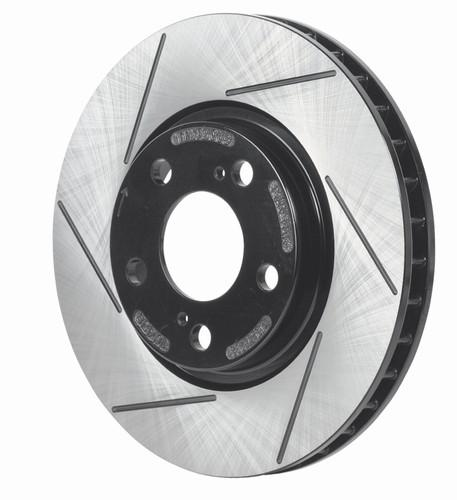 Racing Brake One-Piece Non-Sport Slotted Front Rotors